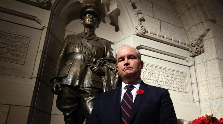 Conservatives question politics behind veterans job placement contract