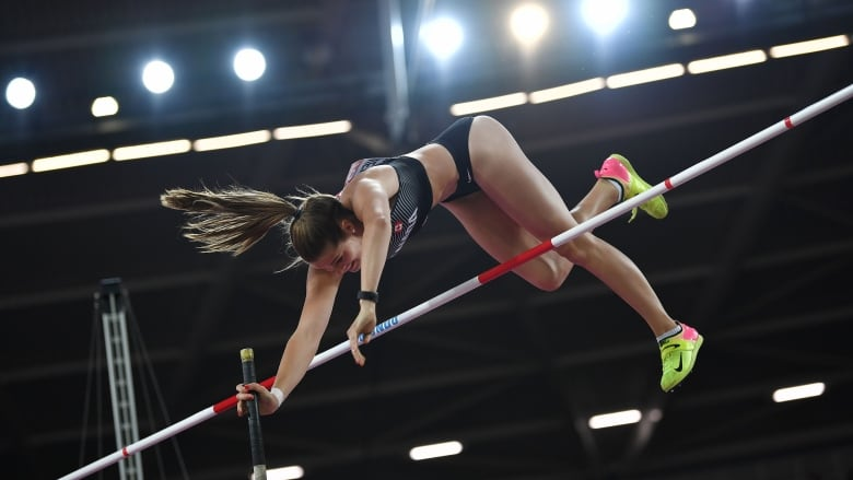 Record pole vault has Alysha Newman primed to put Canada