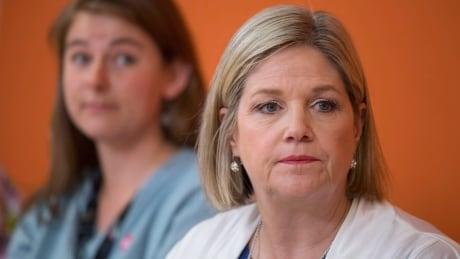 Andrea Horwath Ontario NDP election campaign 2018