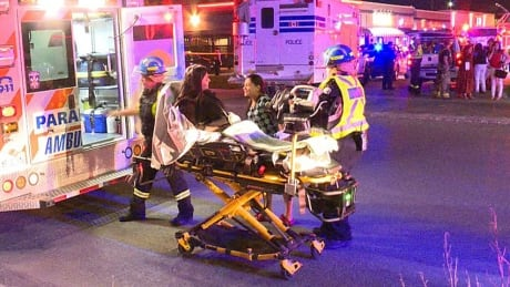 Toronto Mississauga Explosion Injured Woman