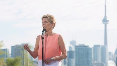 Wynne: 'Am I going to give up? Absolutely not'