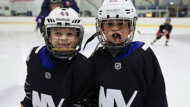 9211b6da5 The demands of competitive hockey in Canada can make it difficult for kids  and parents to broaden their sporting horizons. (Bruce Bennett Getty Images)