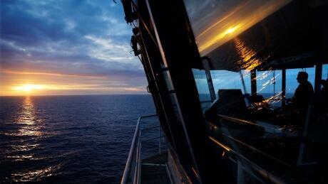 Arctic Shipping Lanes