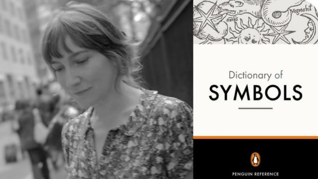 Why Sheila Heti Has Kept The Penguin Dictionary Of Symbols On Her