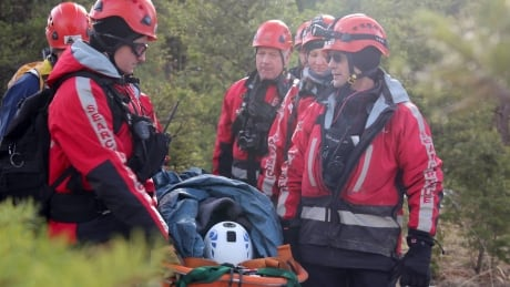 Got time? Love the outdoors? Kamloops Search and Rescue wants you
