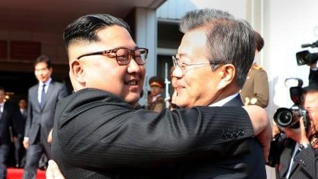 APTOPIX Koreas Tensions