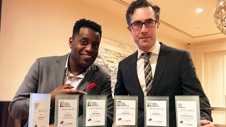 CBC journalists in Quebec take home 6 national RTDNA awards thumbnail