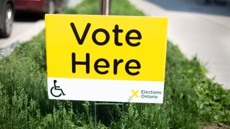 2018 Ontario Provincial election - Advance poliing station