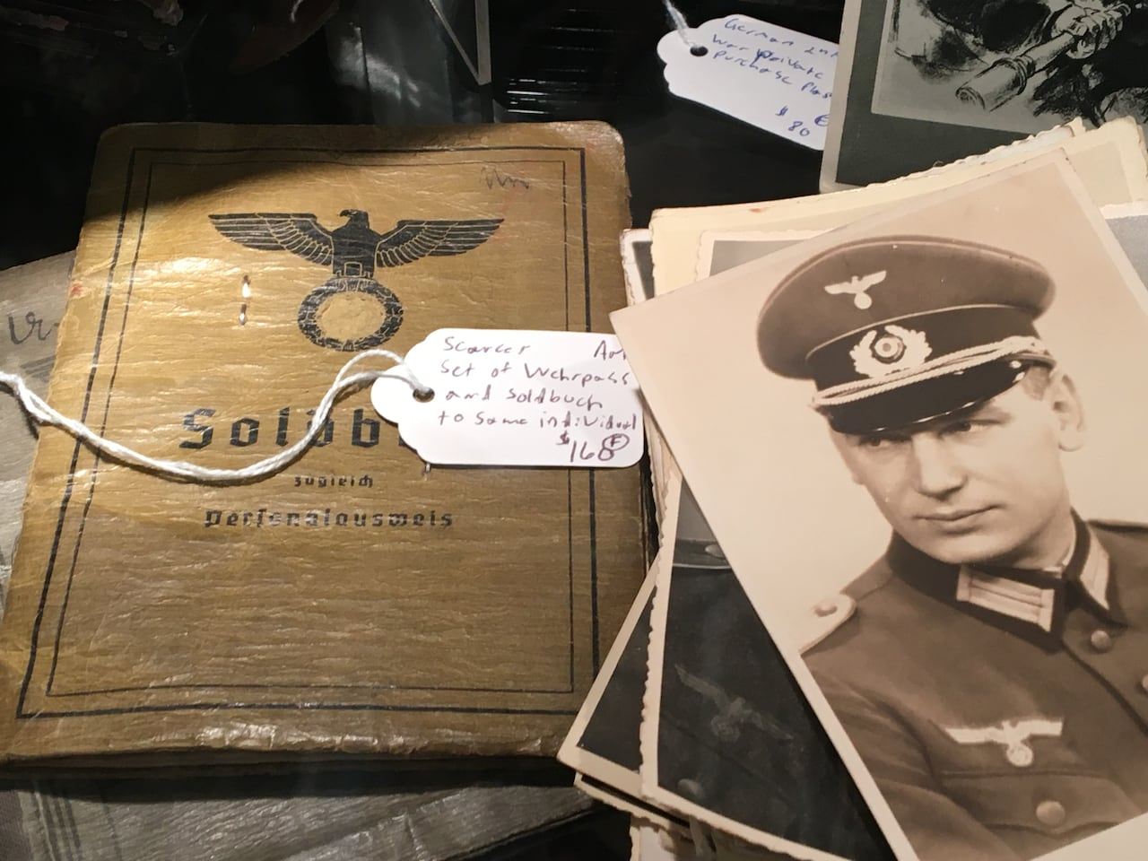Nazi Symbols For Sale At Antique Store Sparks Debate Over Racist