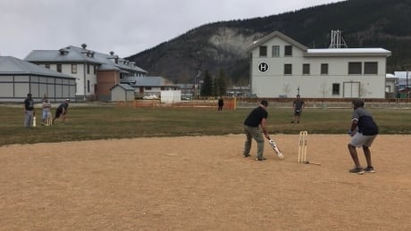 Cricket in Dawson City