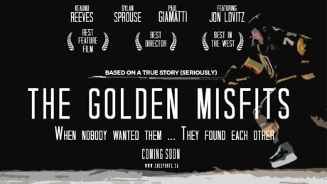 Vegas Golden Knights Movie Poster