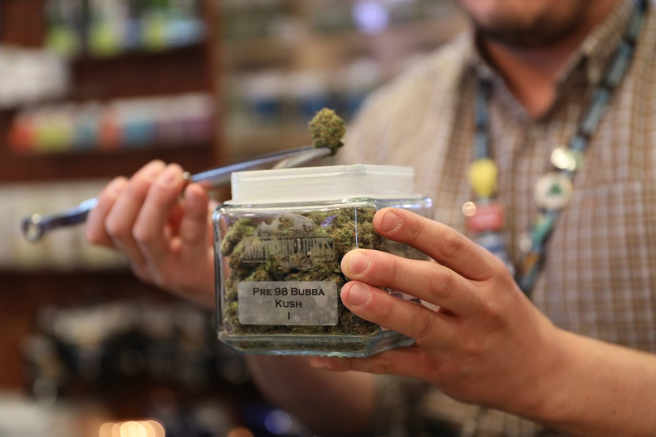 Why Colorado's black market for marijuana is booming 4 years after