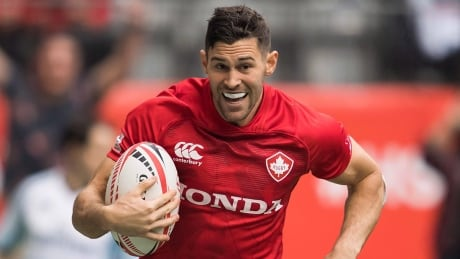 Justin Douglas Rugby Canada Sevens