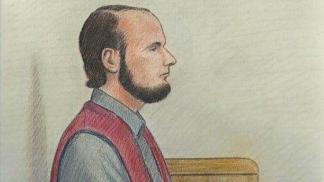 Joshua Boyle in Ottawa court May 28, 2018
