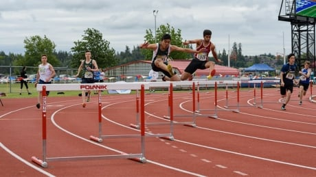 (Live at 6:00 pm ET) 2018 British Columbia High School Track & Field Championships - DAY 1
