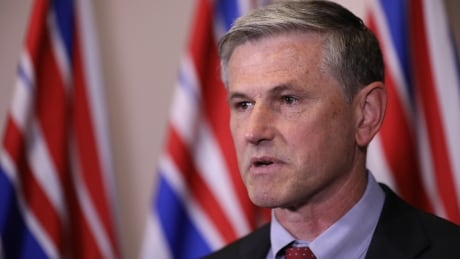 B.C. Liberal Leader Andrew Wilkinson challenges premier to debate on proportional representation