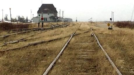 Churchill's rail