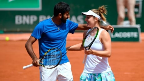 Ottawa's Gabriela Dabrowski set to defend French Open mixed doubles title thumbnail