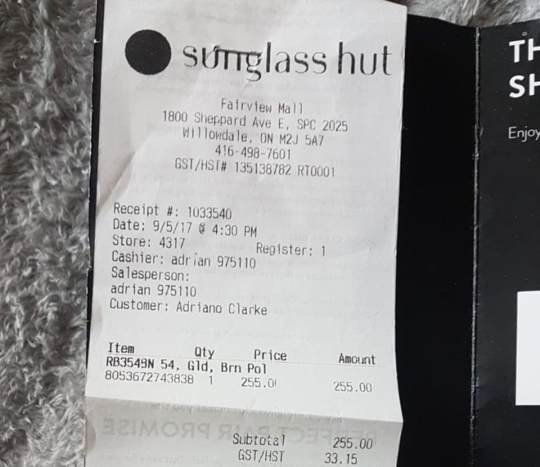 sunglass hut ray ban warranty