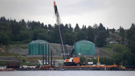 NEB approves modified Burnaby Terminal plans for Trans Mountain project