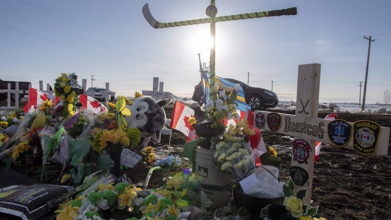 RCMP arrest someone in Humboldt Broncos bus crash