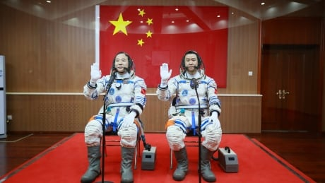 CHINA-SPACE/