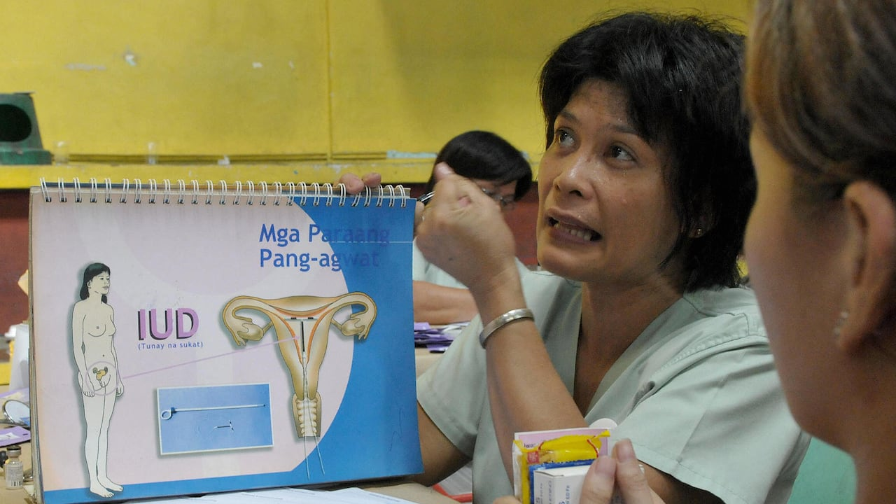 Bay centre for birth control