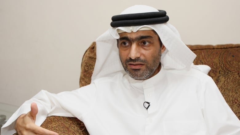 UAE rights activist Ahmed Mansoor sentenced to 10 years in prison