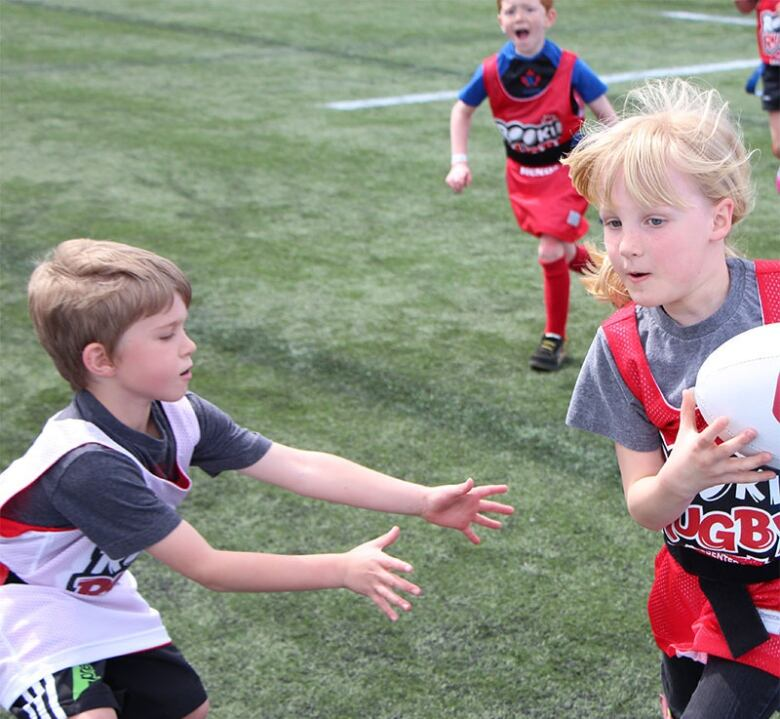 Pei Rookie Rugby Program Hoping For Continued Growth Cbc News