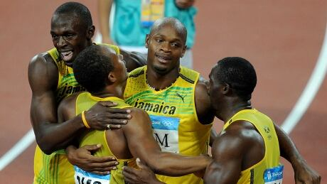 Jamaican team