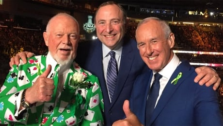'Quebec is unbelievable to me': Don Cherry puts Bettman on spot about possible Quebec City expansion thumbnail
