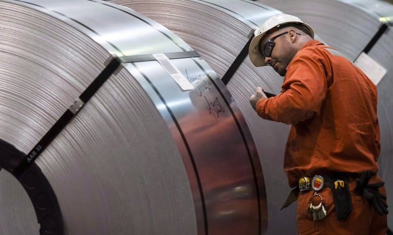 Last June, the U.S. Department of Commerce slapped tariffs of 25 per cent on imports of steel and 10 per cent on aluminum, citing national security interests. Canada, Mexico and a number of other countries were affected.(Tara Walton/Canadian Press)