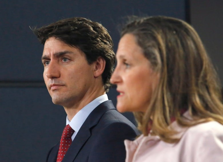 Trudeau calls U.S.  viewing Canada as national security threat 'simply ridiculous'
