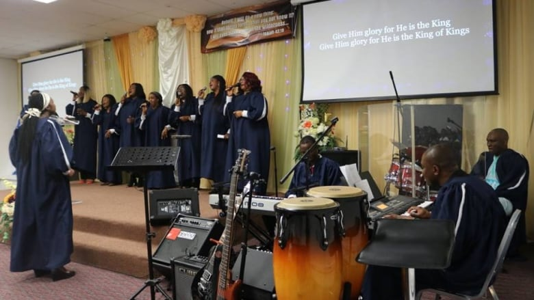 Growing church with Nigerian roots seeks new space in Prince