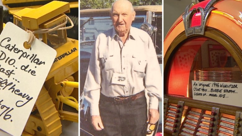 Toys For Trucks Calgary : Calgary trucker sells decades of collected planes