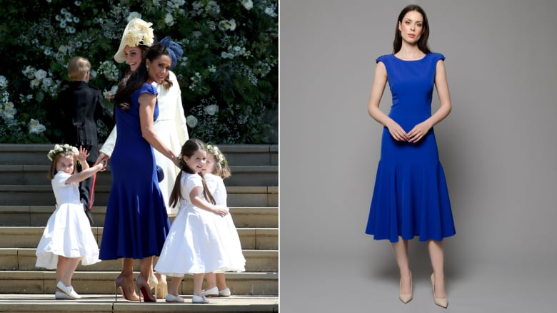 Dress Inspo From The Royal Wedding S Best Dressed Cbc Life
