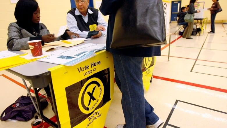 Doug Ford's Progressive Conservatives win majority government