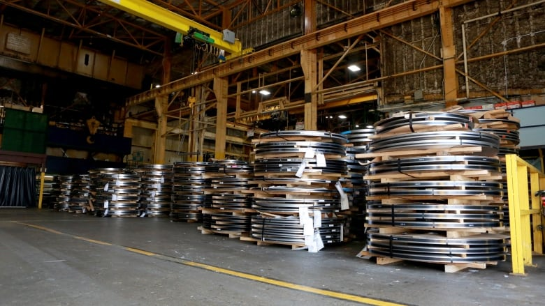 Canada reveals final trade safeguards for heavy plate