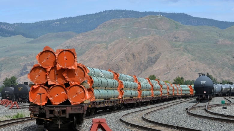 Trans Mountain pipeline construction underway with feds