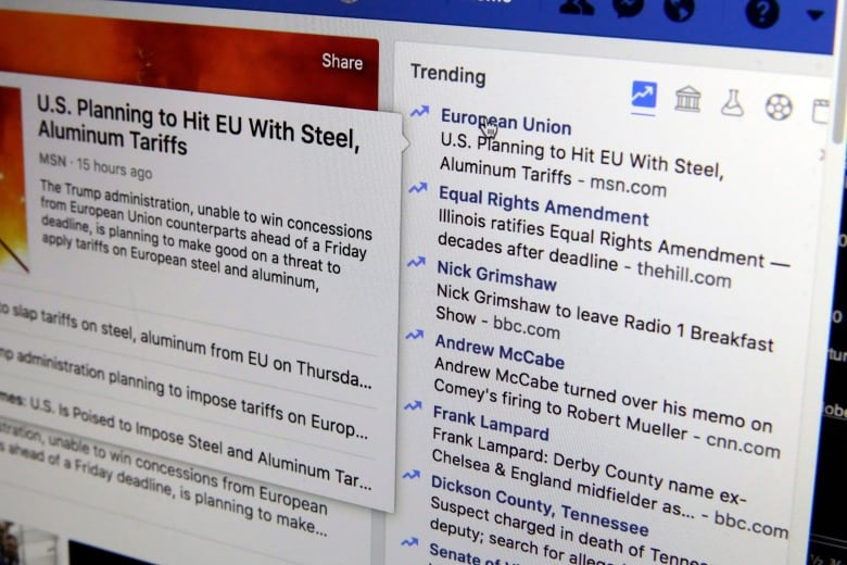 Facebook killing controversial 'Trending' feature, breaking news alerts and more coming