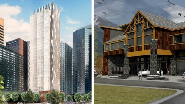 4-star hotels set for Calgary and Canmore designed to