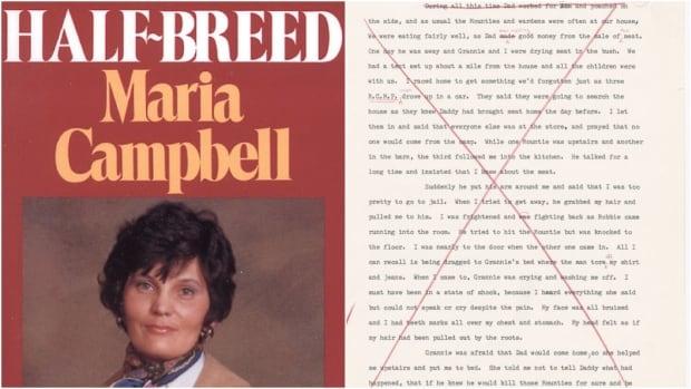 Halfbreed maria campbell essay