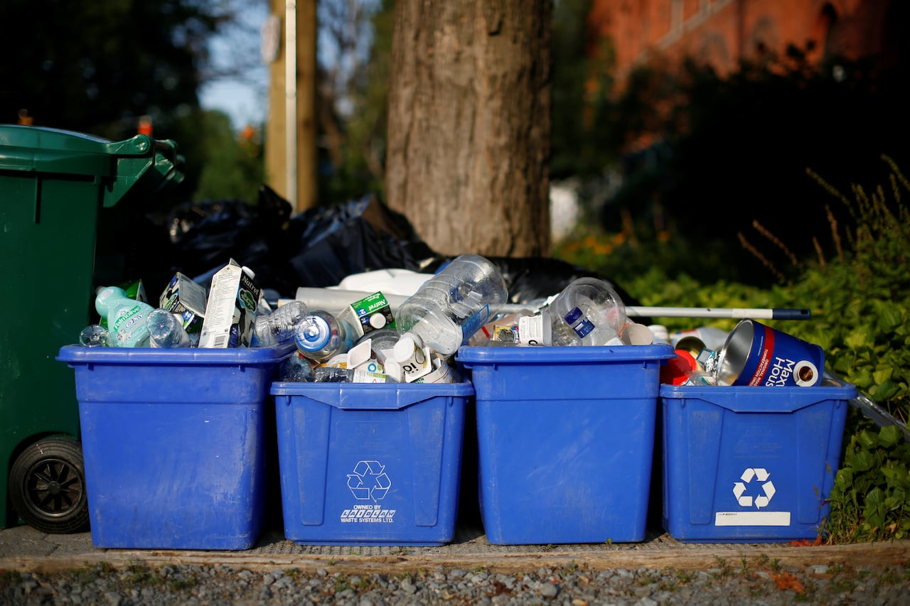 Industry wants zero plastic packaging in Canada's landfills by 2040