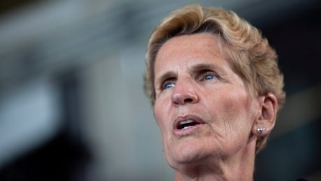 Kathleen Wynne Ontario Liberal leader election campaign 2018