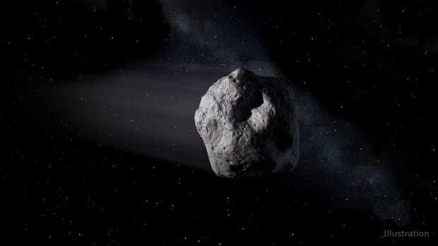 3 asteroids will fly past Earth on Saturday. Here is why there is no need to panic | CBC News