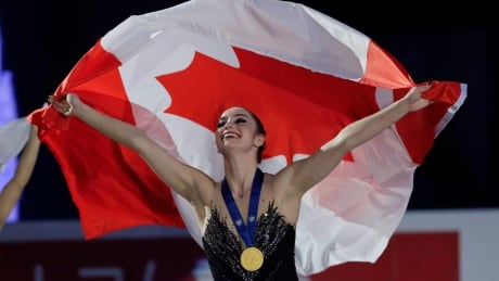 Canada's Kaetlyn Osmond to skip Grand Prix circuit after year 'beyond expectations'
