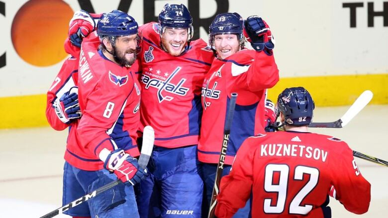Capitals 1 win away from 1st Stanley Cup after rout of Vegas  899b68cfc