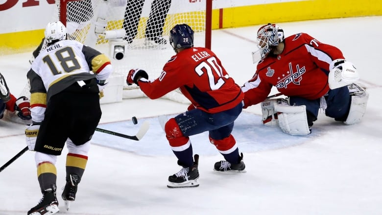 James Neal's Whiff A Dagger In Knights' Hearts