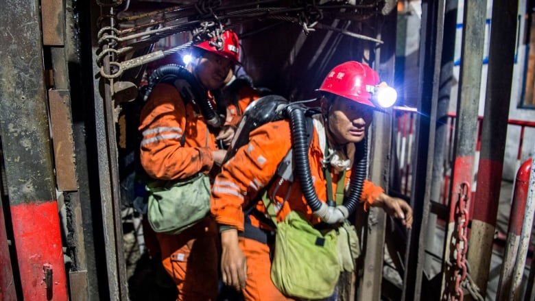 Mine blast in China leaves 11 dead | CBC News