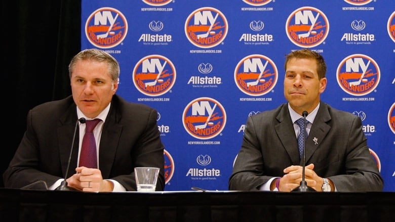 Isles relieve GM Snow, coach Weight of duties